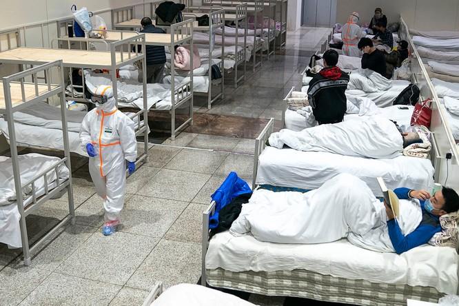 Cập nhật số liệu dịch viêm phổi cấp Vũ Hán đến 8h sáng 9/2/2020: số người chết đã vượt xa dịch SARS năm 2003! ảnh 1