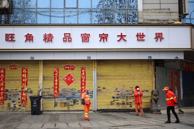 Cuộc tổng tấn công toàn diện chống dịch ở Vũ Hán đã bắt đầu. Sẽ kiểm tra rà soát không sót một hộ hay một người nào! ảnh 2