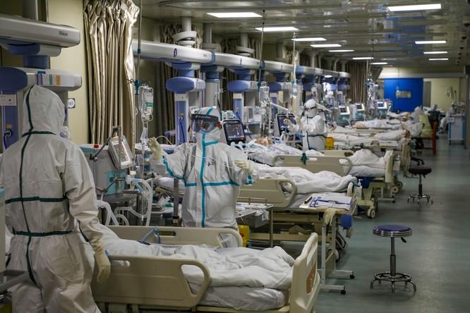 Cập nhật tình hình dịch bệnh Viêm phổi Vũ Hán ở Trung Quốc và trên thế giới đến 18h ngày 10/2/2020: số người chết tăng nhiều ảnh 1