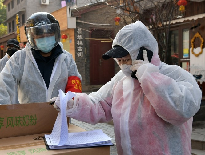 Cập nhật số liệu dịch viêm phổi cấp Vũ Hán đến 8h sáng 11/2/2020: số người tử vong đã vượt mốc một ngàn! ảnh 2