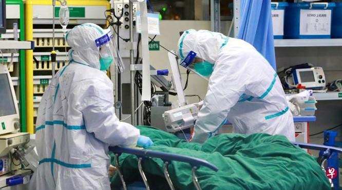 """Cập nhật số liệu dịch bệnh """"COVID-19"""" ở Trung Quốc và trên thế giới đến 18h ngày 12/2/2020: số người chết vẫn tăng mạnh! ảnh 1"""