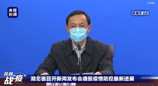 Sau Bí thư Hồ Bắc, đến lượt Bí thư thành ủy Vũ Hán bị ngã ngựa vì dịch bệnh COVID-19 ảnh 1