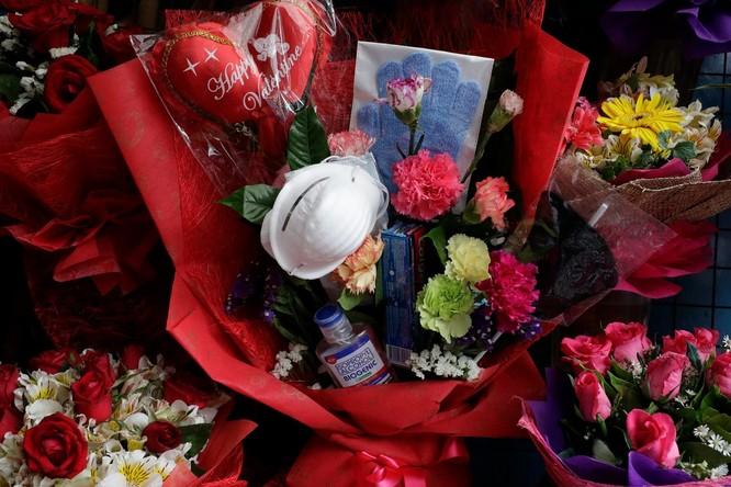 """""""Hoa Anti – nCoV"""": quà tặng độc đáo ngày lễ tình nhân Valentine ảnh 1"""