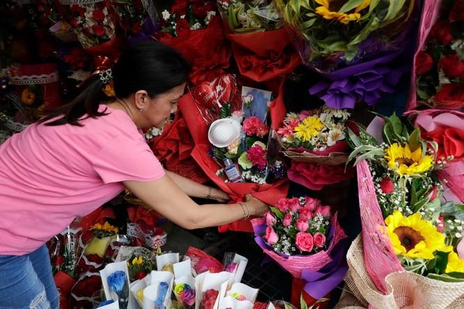 """""""Hoa Anti – nCoV"""": quà tặng độc đáo ngày lễ tình nhân Valentine ảnh 2"""