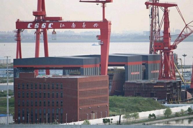 Dịch bệnh viêm phổi cấp do nCoV đã cản trở tiến trình đóng tàu sân bay và đổ bộ trực thăng của Trung Quốc ảnh 3