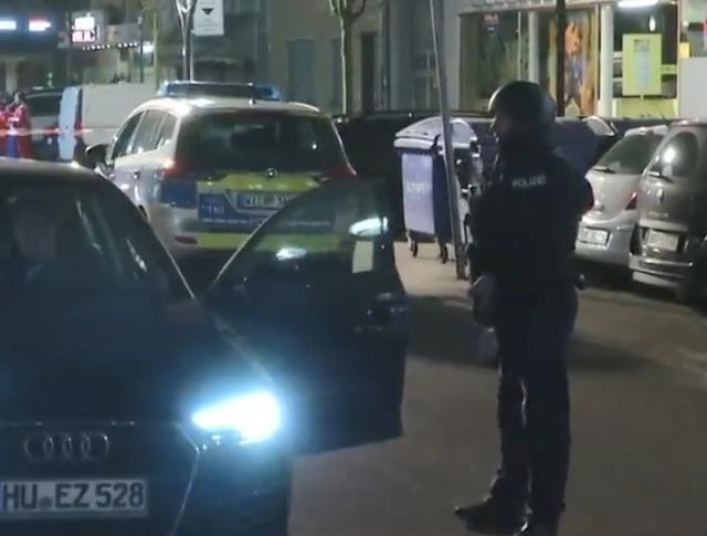Xả súng liên tiếp tại Đức, 8 người chết, 5 người trọng thương ảnh 3