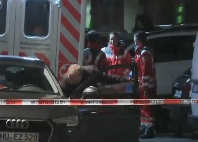 Xả súng liên tiếp tại Đức, 8 người chết, 5 người trọng thương ảnh 2