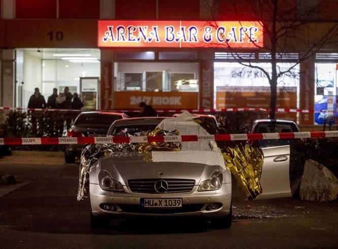 Xả súng liên tiếp tại Đức, 8 người chết, 5 người trọng thương ảnh 1