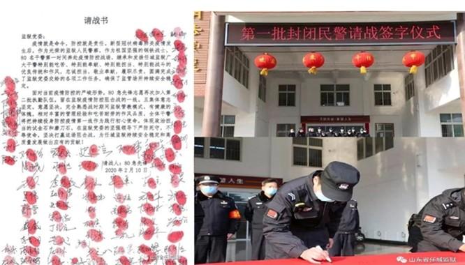 Nhà tù ở Trung Quốc – những ổ dịch bệnh COVID-19 được hé lộ ảnh 3