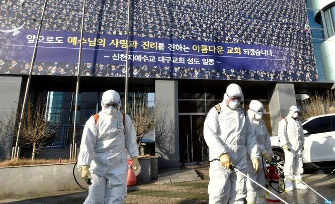 Chính phủ Hàn Quốc: sẽ xét nghiệm nCoV tất cả hơn 215.000 tín đồ giáo phái Shincheonji ảnh 5