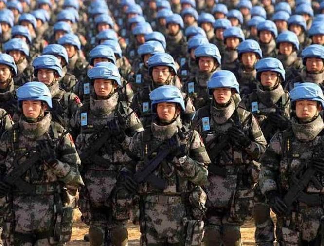 Xôn xao vụ Lục quân Trung Quốc chi hơn chục tỷ NDT mua 1,4 triệu áo giáp chống đạn! ảnh 1