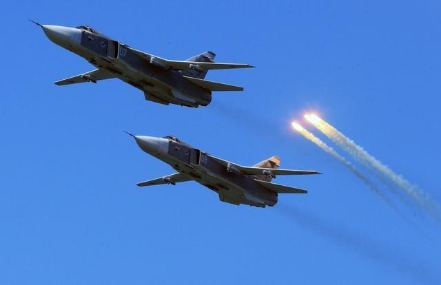 Quân đội Thổ Nhĩ Kỳ bị máy bay Nga ném bom chết nhiều chưa từng thấy, nhưng lại tung đòn trả đũa Syria! ảnh 1