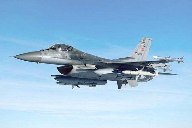 Cuộc chiến giành quyền khống chế vùng trời Bắc Syria giữa Syria và Thổ Nhĩ Kỳ diễn ra quyết liệt ảnh 5