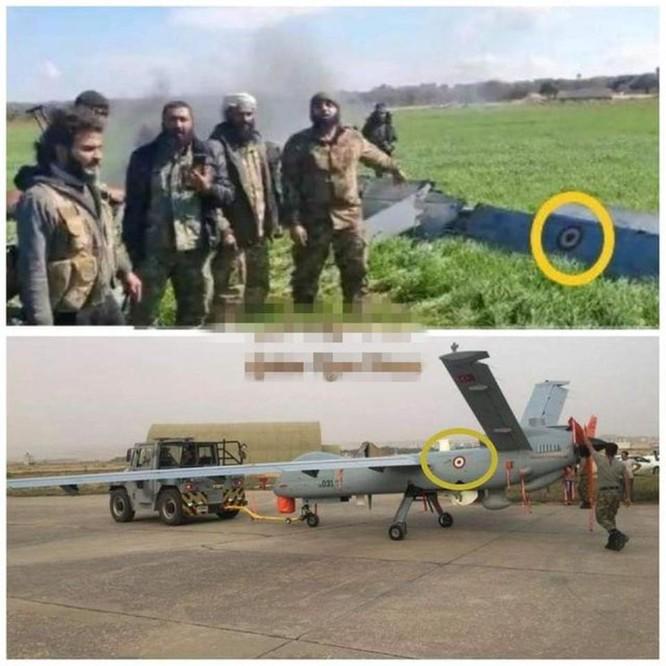 Cuộc chiến giành quyền khống chế vùng trời Bắc Syria giữa Syria và Thổ Nhĩ Kỳ diễn ra quyết liệt ảnh 4