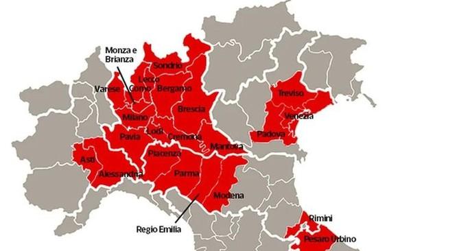"""Dịch bệnh bùng nổ, Italy khẩn cấp """"phong thành"""", dân chúng hoảng loạn ảnh 1"""