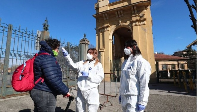 Thủ tướng Conte bất ngờ ký lệnh phong tỏa toàn quốc! Điều gì đang diễn ra tại Italy? ảnh 5