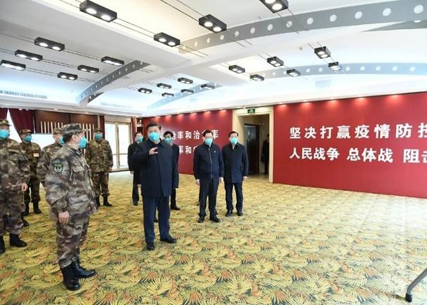 Những thông điệp bất thường của Trung Quốc qua chuyến đi của ông Tập Cận Bình tới tâm dịch Vũ Hán ảnh 3