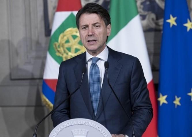 Thủ tướng Conte bất ngờ ký lệnh phong tỏa toàn quốc! Điều gì đang diễn ra tại Italy? ảnh 1