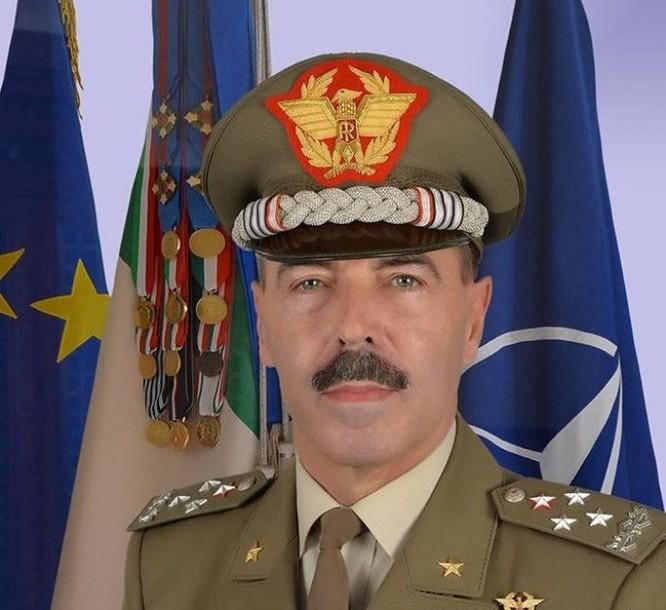 Sĩ quan cao cấp hơn 20 quân đội họp tại căn cứ Mỹ ở Đức, kết thúc hội nghị 2 tướng chỉ huy bị nhiễm COVID-19! ảnh 1