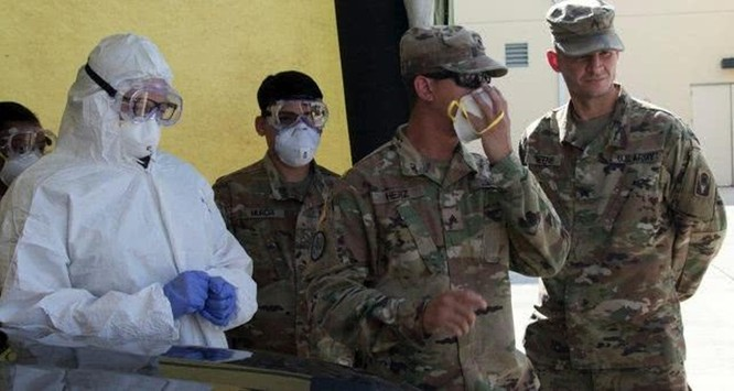Quân đội Mỹ trọng thương bởi COVID-19, Bắc Kinh có mạo hiểm đánh chiếm Đài Loan? ảnh 2