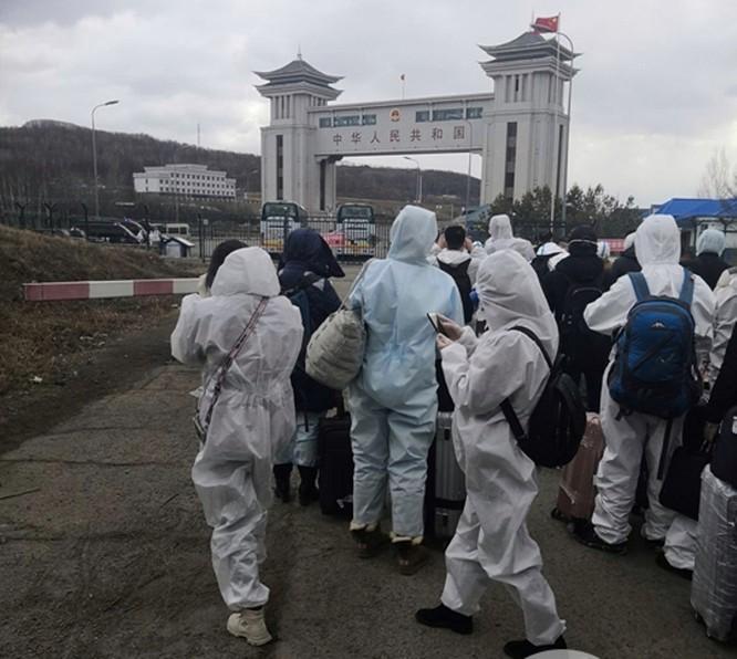 Chuyện phía sau việc người Trung Quốc ở Nga bỏ về nước và Trung Quốc đóng cửa khẩu ảnh 2