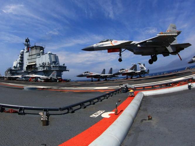 Giữa lúc đại dịch, Trung Quốc điều tàu Liêu Ninh tới Biển Đông; Mỹ, Nhật phản ứng ảnh 6
