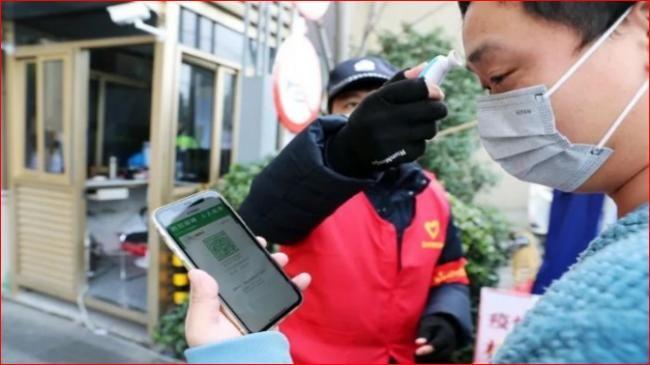 Trung Quốc: tái xuất hiện lây nhiễm tập thể và mã QR Xanh cũng dương tính ảnh 3