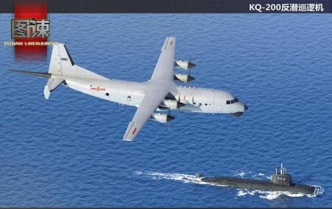 Trung Quốc có ý đồ gì khi đưa máy bay chống ngầm KQ-200 tới Trường Sa? ảnh 2