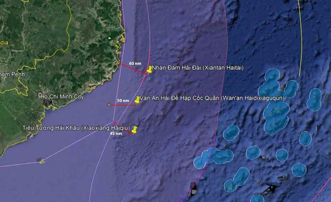 Cảnh giác trước các âm mưu, thủ đoạn và động thái mới của Trung Quốc trên Biển Đông! ảnh 2