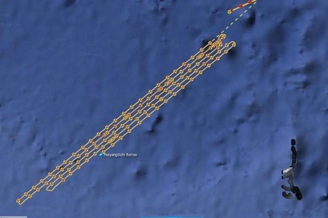 Mỹ và Trung Quốc huy động nhiều tàu chiến, tình hình Biển Đông nóng lên ảnh 4