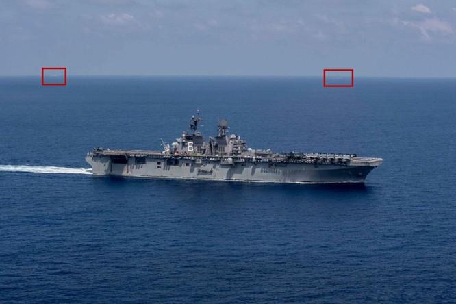 Mỹ và Trung Quốc huy động nhiều tàu chiến, tình hình Biển Đông nóng lên ảnh 2
