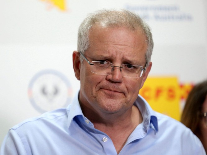 """Báo Australia chế hình """"quốc huy virus"""", Trung Quốc phản ứng dữ dội! ảnh 4"""