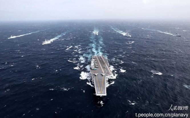 Đằng sau việc máy bay Mỹ liên tục xuất hiện xung quanh Đài Loan và bố trí lại không quân chiến lược ảnh 3