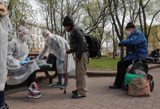 Giữa lúc đại dịch, Belarus vẫn tiến hành diễu binh lớn kỉ niệm Chiến thắng Thế chiến II ảnh 4