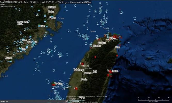 Đúng ngày bà Thái Anh Văn tuyên thệ nhậm chức, truyền thông Trung Quốc tung video đánh chiếm Đài Loan ảnh 1
