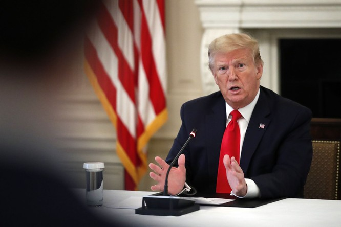 Trung Quốc phản ứng quyết liệt trước Phương châm chiến lược với Trung Quốc mới của Mỹ ảnh 1