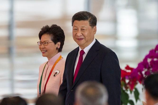 Dự luật An ninh Quốc gia Hồng Kông: Anh, Mỹ phản đối quyết liệt; Trung Quốc biện hộ ảnh 2