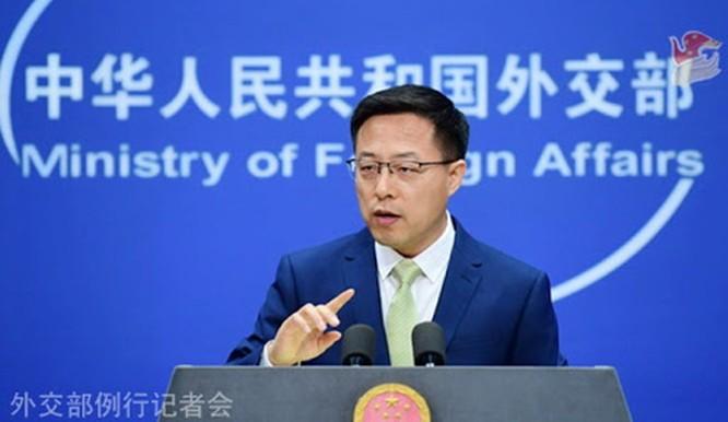 Thủ tướng Nhật nói virus corona từ Trung Quốc lan khắp thế giới, Bắc Kinh tức giận phản bác ảnh 1