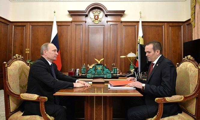 Tổng thống Nga Vladimir Putin bị cựu Thống đốc Cộng hòa Chuvashia kiện ra tòa ảnh 1