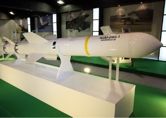 Giữa lúc nhạy cảm, Đài Loan đề xuất mua hệ thống tên lửa hành trình hiện đại của Mỹ ảnh 2