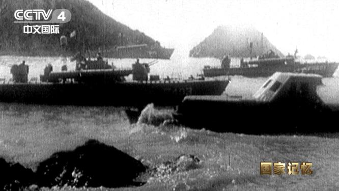 Giữa lúc quan hệ căng thẳng, Đài CCTV công chiếu phim tài liệu về tấn công Đài Loan ảnh 2