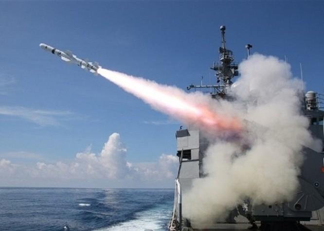 Giữa lúc nhạy cảm, Đài Loan đề xuất mua hệ thống tên lửa hành trình hiện đại của Mỹ ảnh 1