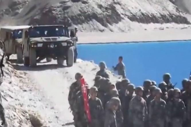 Những hình ảnh về xung đột ở biên giới Trung - Ấn gây rúng động ảnh 2