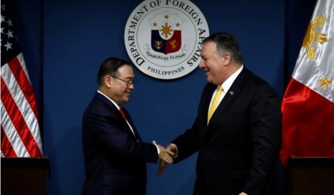 Đằng sau việc Philippines bất ngờ thay đổi lập trường trong quan hệ với Mỹ là cảnh giác với Trung Quốc ảnh 3