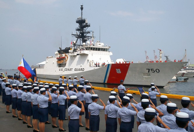 Đằng sau việc Philippines bất ngờ thay đổi lập trường trong quan hệ với Mỹ là cảnh giác với Trung Quốc ảnh 1