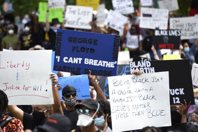Bốn cựu Tổng thống Hoa Kỳ nói gì về tình hình biểu tình, bạo động hiện nay? ảnh 4