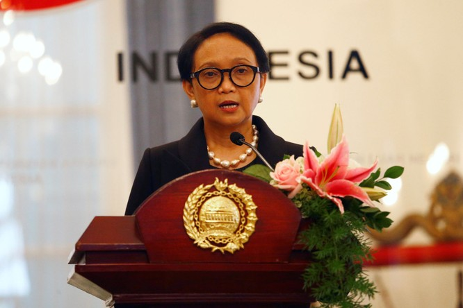 """Xung quanh việc Indonesia gửi công hàm lên LHQ bác bỏ """"Đường biên giới 9 đoạn"""" của Trung Quốc ảnh 1"""