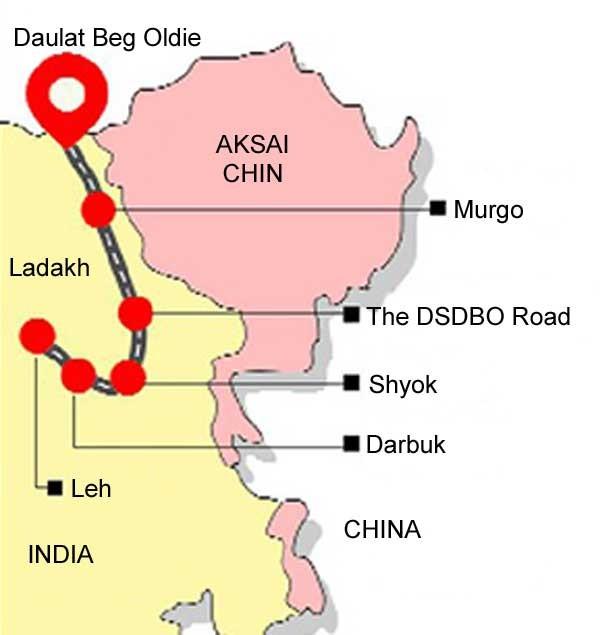 Truyền thông Ấn Độ: Quân đội Trung - Ấn đã khẩn cấp tăng viện ở cả ba tuyến tranh chấp ảnh 3