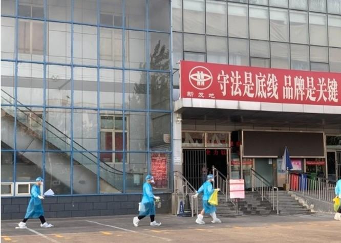 """3 ngày có thêm 43 ca bệnh mới, thành phố Bắc Kinh tuyên bố """"đã ở trong thời kỳ đặc biệt"""" ảnh 2"""