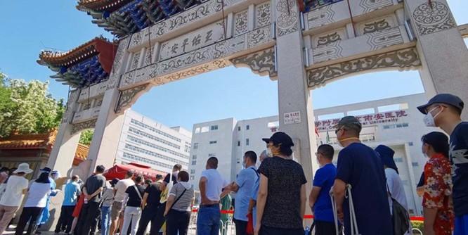 79 người nhiễm bệnh sau bốn ngày, liệu Bắc Kinh có trở thành Vũ Hán thứ hai? ảnh 6